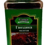 "Гвоздика молотый ""Ganga Foods"" Банка 140 мл."