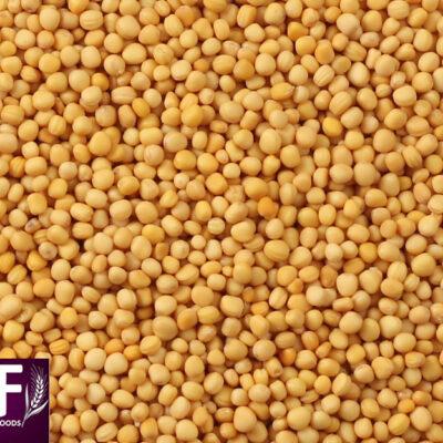 """Горчица семена желтое """"Ganga Foods"""" Банка 350 мл. (Copy)"""