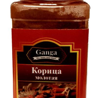 "Корица молотая   ""Ganga Foods"" Банка 140 мл."