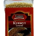 "Кунжут семена ""Ganga Foods"" Банка 140 мл."