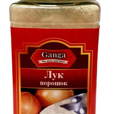 "Лук порошок ""Ganga Foods"" Банка 140 мл."