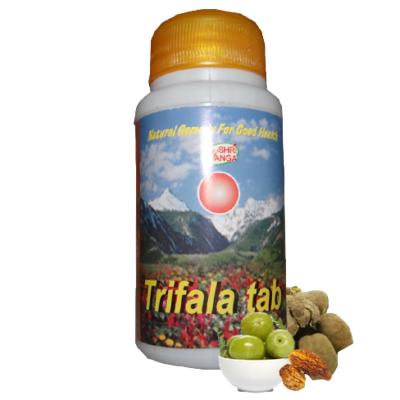 Трифала, 200 таб, производитель Шри Ганга; Trifala, 200 tabs, Shri Ganga