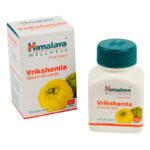 Врикшамла, нормализация веса, 60 таб, производитель Хималая; Vrikshamla, 60 tabs, Himalaya