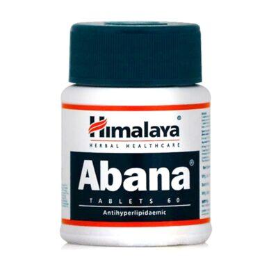 Абана; Abana, 60 tabs, Himalaya