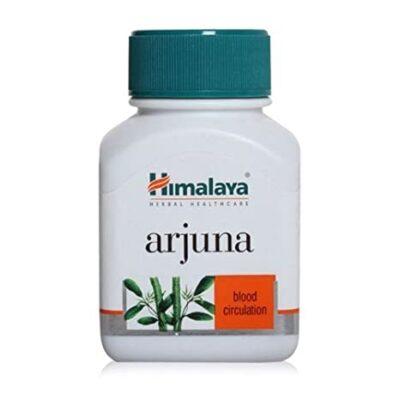 АРДЖУНА Arjuna, 60 caps, Himalaya