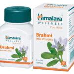 Брахми, 60 таб, производитель Хималая; Brahmi, 60 tabs, Himalaya