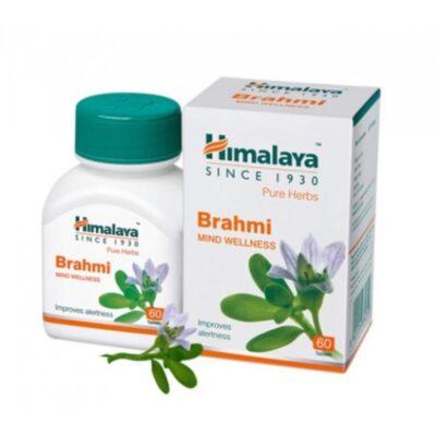 Брахми; Brahmi, 60 tabs, Himalaya