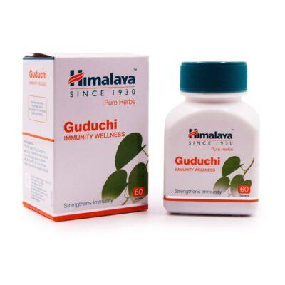 Гудучи; Guduchi, 60 tabs, Himalaya