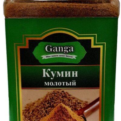 "Кумин молотый ""Ganga Foods"" Банка 350 мл."