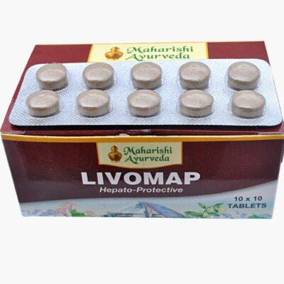Ливомап; Livomap, 100 tabs, Maharishi Ayurveda