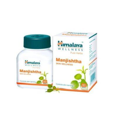 Манжиштха; Manjishtha, 60 tabs, Himalaya