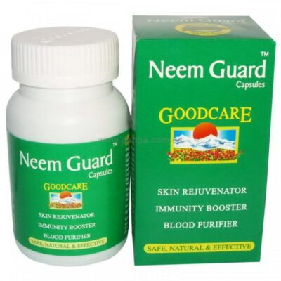 Ним Гуард; Neem Guard, 60 caps, Goodсare (Baidyanath)