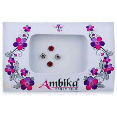 Бинди Амбика, 30 упаковок в коробке, Bindi Ambika, set of 30 pcs