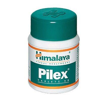 Пайлекс, Pilex, 60 tabs, Himalaya