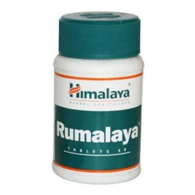 Румалая, для мышц и суставов, 60 таб, Хималая; Rumalaya, Himalaya