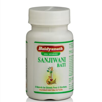Сандживани Вати; Sanjiwani Bati, 80 tabs, Baidyanath
