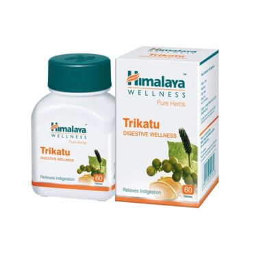 Трикату; Trikatu, 60 tabs, Himalaya