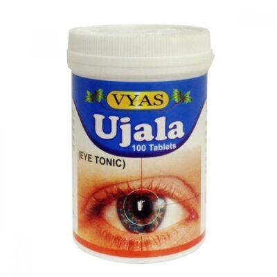 Уджала; Ujala, 100 tabs, Vyas
