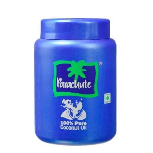 Кокосовое масло (банка), 175 мл, производитель Парашют; Coconut Oil (Jar), 175 ml, Parachute