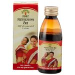 Массажное масло Маханараяна, 100 мл, производитель Дабур; Mahanarayan Oil, 100 ml, Dabur