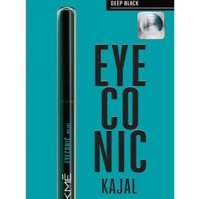 Натуральная подводка для глаз Каджал Айконик, 0.35 г, производитель Лакме; Kajal Eyeconic, 0.35 g, Lakme