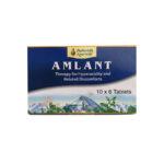 Амлант, лечение ЖКТ, 60 таб, производитель Махариши Аюрведа; Amlant, 60 tabs, Maharishi Ayurveda