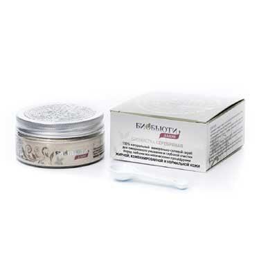 Биочистка серебряная для жирной и нормальной кожи 70 г, БиоБьюти-Элит