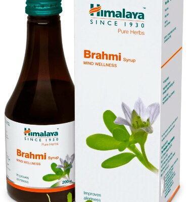 Брахми: сироп для улучшения работы мозга (200 мл), Brahmi Syrup, произв. Himalaya