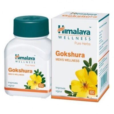 Гокшура (60 таб, 250 мг), Gokshura, Himalaya