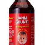 Джанм Гунти: для пищеварительной системы (220 мл), Janm Ghunti, произв. Baidyanath