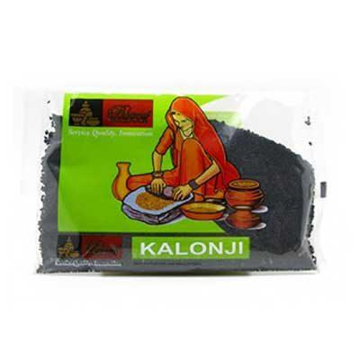 Калонджи (тмин чёрный) 100 г, Bharat Bazaar
