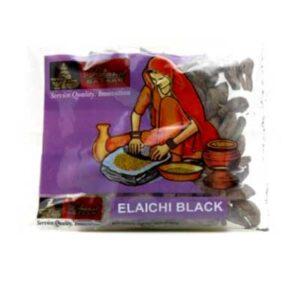 Кардамон чёрный целый 50 г, Bharat Bazaar