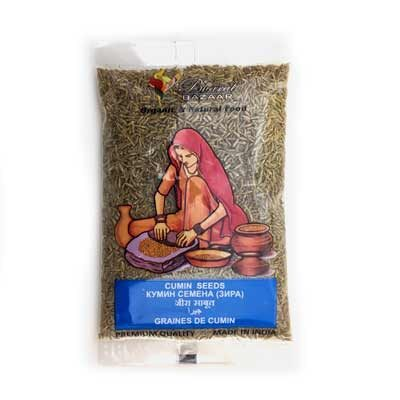Кумин (семена) 100 г, Bharat Bazaar