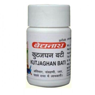 Кутаджгхан Бати (40 таб), Kutjaghan Bati, произв. Baidyanath