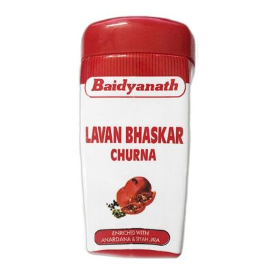 Лаван Бхаскар Чурна: для пищеварения (120 г), Lavan Bhaskar Churna, произв. Baidyanath