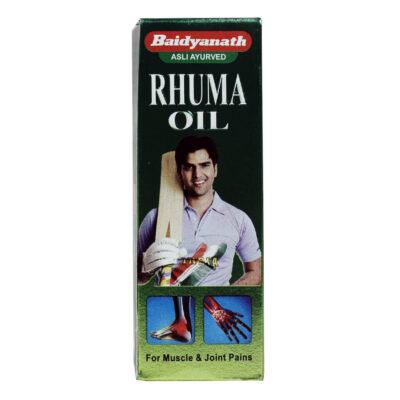 Масло Рума (100 мл), Rhuma Oil, произв. Baidyanath