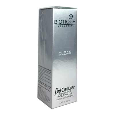 Масло для лица очищающее βxl Cellular 200 мл, Biotique