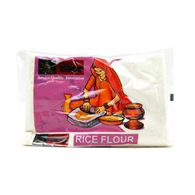 Мука рисовая (Rice Flour) 500 г, Bharat Bazaar