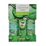 Набор подарочный Вербеновая свежесть (шампунь 100 мл и гель для душа 100мл), Полиада-Крым