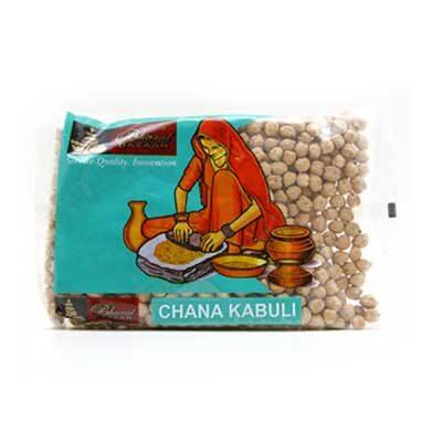 Нут белый (Chana Kabuli) 500 г, Bharat Bazaar
