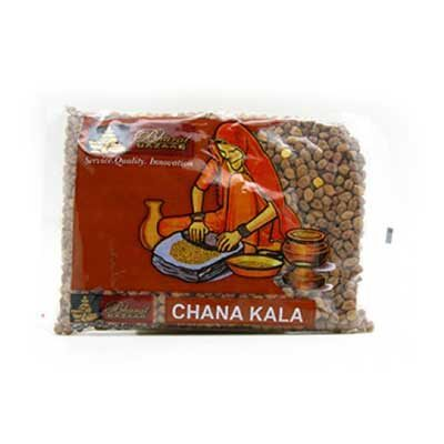 Нут коричневый (Chana Kala) 500 г, Bharat Bazaar