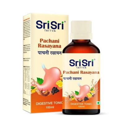Пачани Расаяна: тоник для пищеварительной системы (100 мл), Pachani Rasayana, произв. Sri Sri Tattva