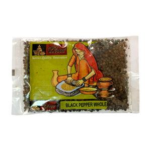Перец чёрный индийский (горошек) 100 г, Bharat Bazaar