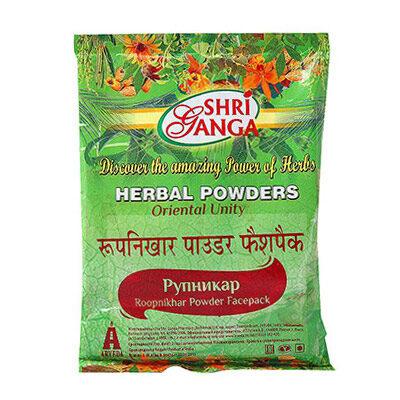 "Порошок ""Рупникар"" (Roopnikhar Powder Facepack) 50 г, Shri Ganga"