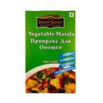 Приправа для овощей в коробке (Vegetadle Masala) 100 г, Bharat Bazaar