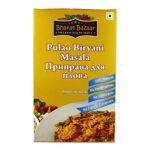 """Приправа для плова """"Бирьяни масала"""" в коробке (Pulao Biryani Masala) 100 г, Bharat Bazaar"""