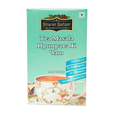 Приправа к чаю Tea Masala 50 г, Bharat Bazaar