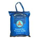 Рис басмати Selected 5 кг, Wellness