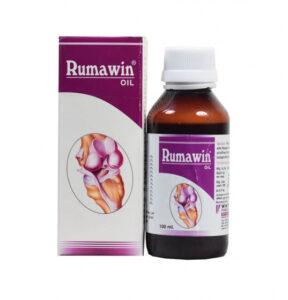 Румавин: масло от боли в суставах и мышцах (100 мл), Rumawin Oil, произв. WinTrust Pharmaceutical