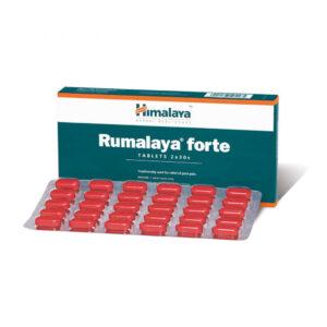 Румалая Форте: для укрепления опорно-двигательной системы (60 таб), Rumalaya Forte, произв. Himalaya